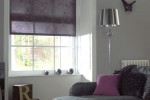 Avanti Blinds Roller Aster Purple Rain