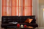 Avanti Blinds Vertical Living Room