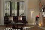Avanti Blinds Vertical Living Room Black