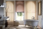 Avanti Blinds Vertical Bathroom