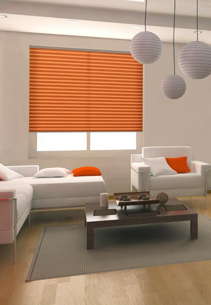 Pleated Blinds Glasgow Avanti Blinds Conservatory